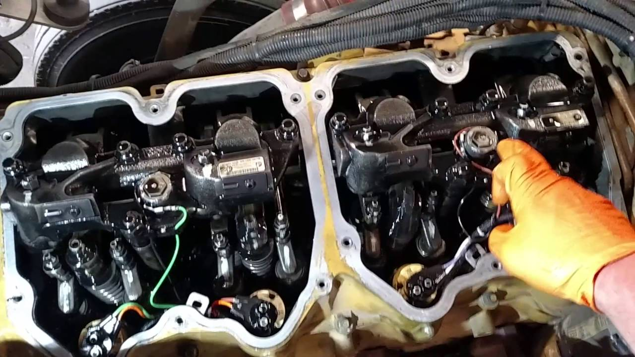 3406e jake brake wiring diagram 2008 ford f250 trailer plug cat 575 hp c 15 manual test youtube