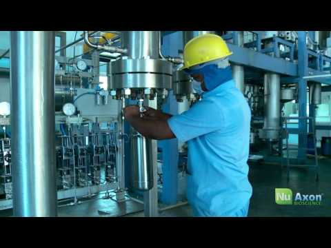 CO2 Extraction Technology- High pressure, high flowrates, 6000 psi systems