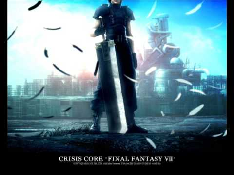 Final Fantasy VII Crisis Core Music -  Why (ending)