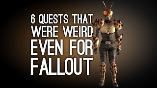 6 Fallout Quests That Were Weird Even for Fallout That Fallout 4 Will Need to Top
