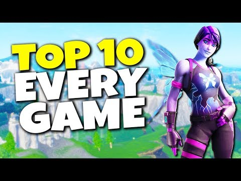 Best Way to ALWAYS get Top 10! This actually works...