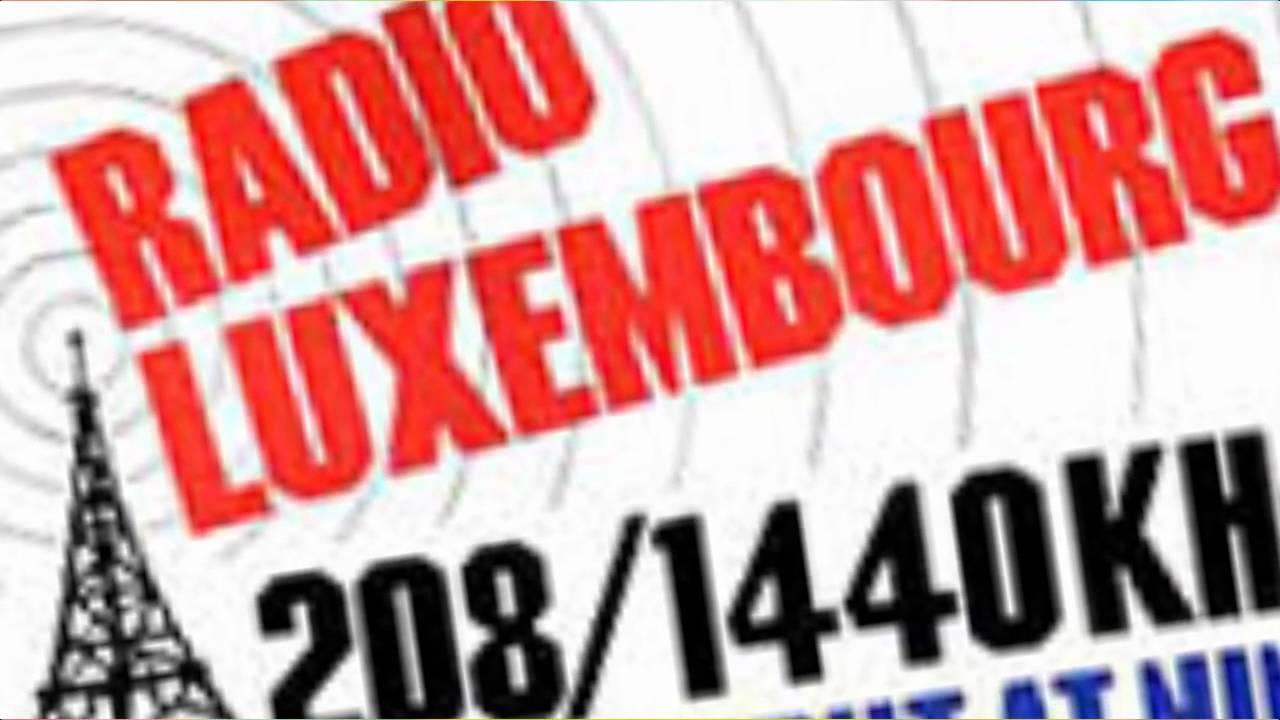 radio luxembourg jingles bob stewart start up youtube