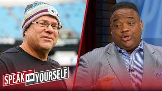 Panthers owner should trust 'football people' to run his team - Whitlock | NFL | SPEAK FOR YOURSELF