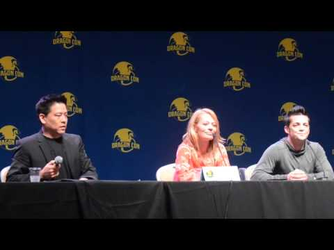 DragonCon 2014  Sunday  Borg Reunion  Part 1 of 4