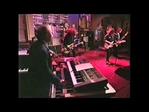Flaming Lips - She Don't Use Jelly on David Letterman - 1994