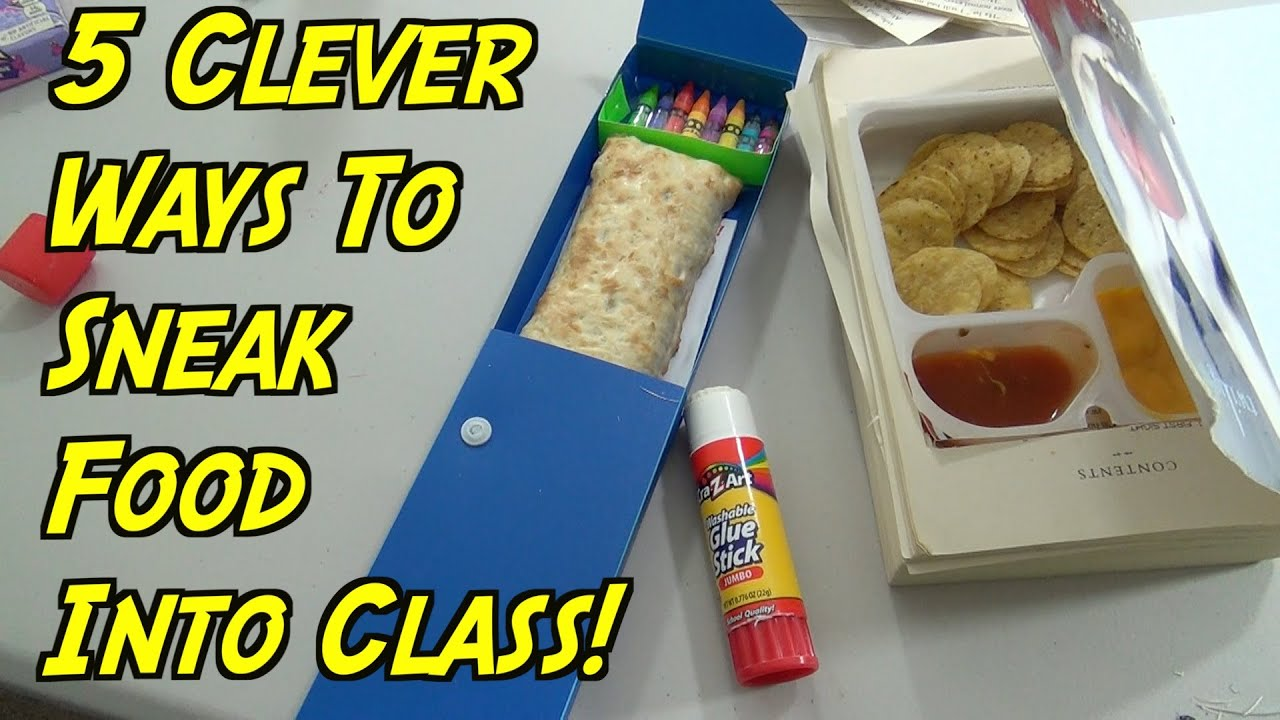 5 School Hacks You Can Do When Youre Hungry