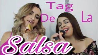 TAG DE LA SALSA / LA CANCION 3 NOS  HACE LLORAR/ FT ABYLOVEJM