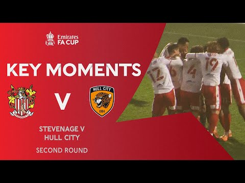 Stevenage Hull Goals And Highlights