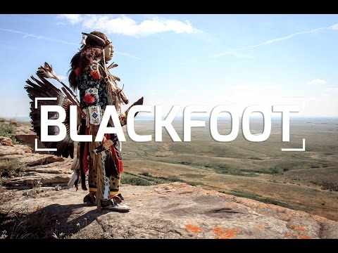THE BLACKFOOT NATION