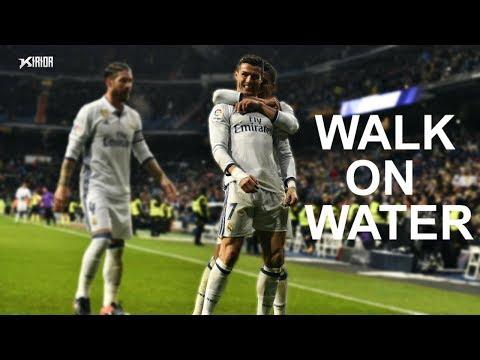 Cristiano ronaldo 2018 - Walk On Water | 30 Seconds To Mars - Skills and Goals 2018