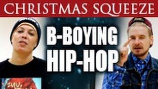 CHRISTMAS SQUEEZE 2 (GOK Milejów) - DZIEŃ 2 - HIP-HOP | B-BOYING - Pan Krok i Youya