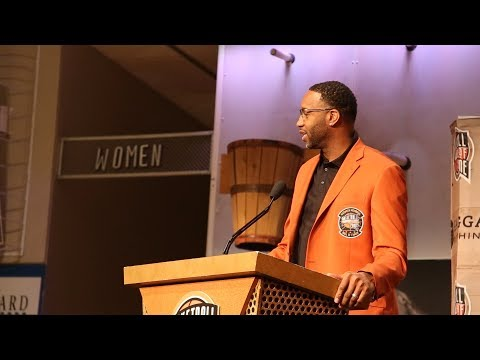 2017 Naismith Memorial Basketball Hall of Fame Enshrinement -Sportainment TV
