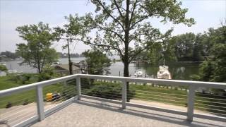 severn river waterfront