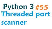 Python 3 Programming Tutorial - Sockets Binding and