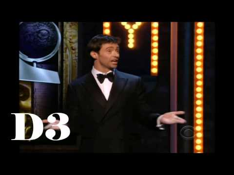 [HD] Hugh Jackman Vocal Range (C2 - B4)