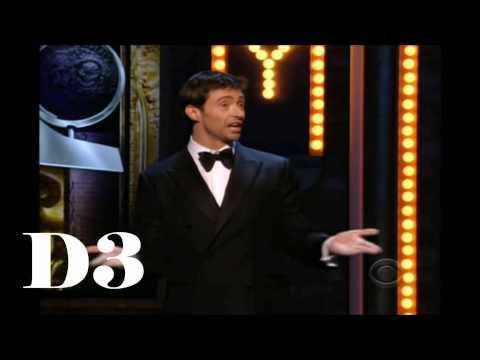 [HD] Hugh Jackman Vocal Range (C2 - B4)