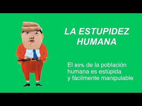LA ESTUPIDEZ HUMANA, causa de la corrupción sanitaria