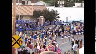 Jacksonville  Texas Homecoming Parade 2014