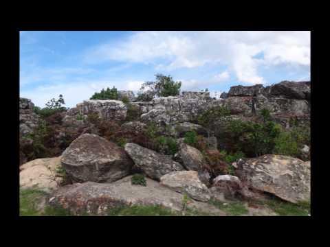 Lubango - Fenda da Tundavala - fotos e video