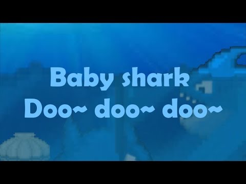 Growtopia - Baby Shark Doo Doo Doo ~
