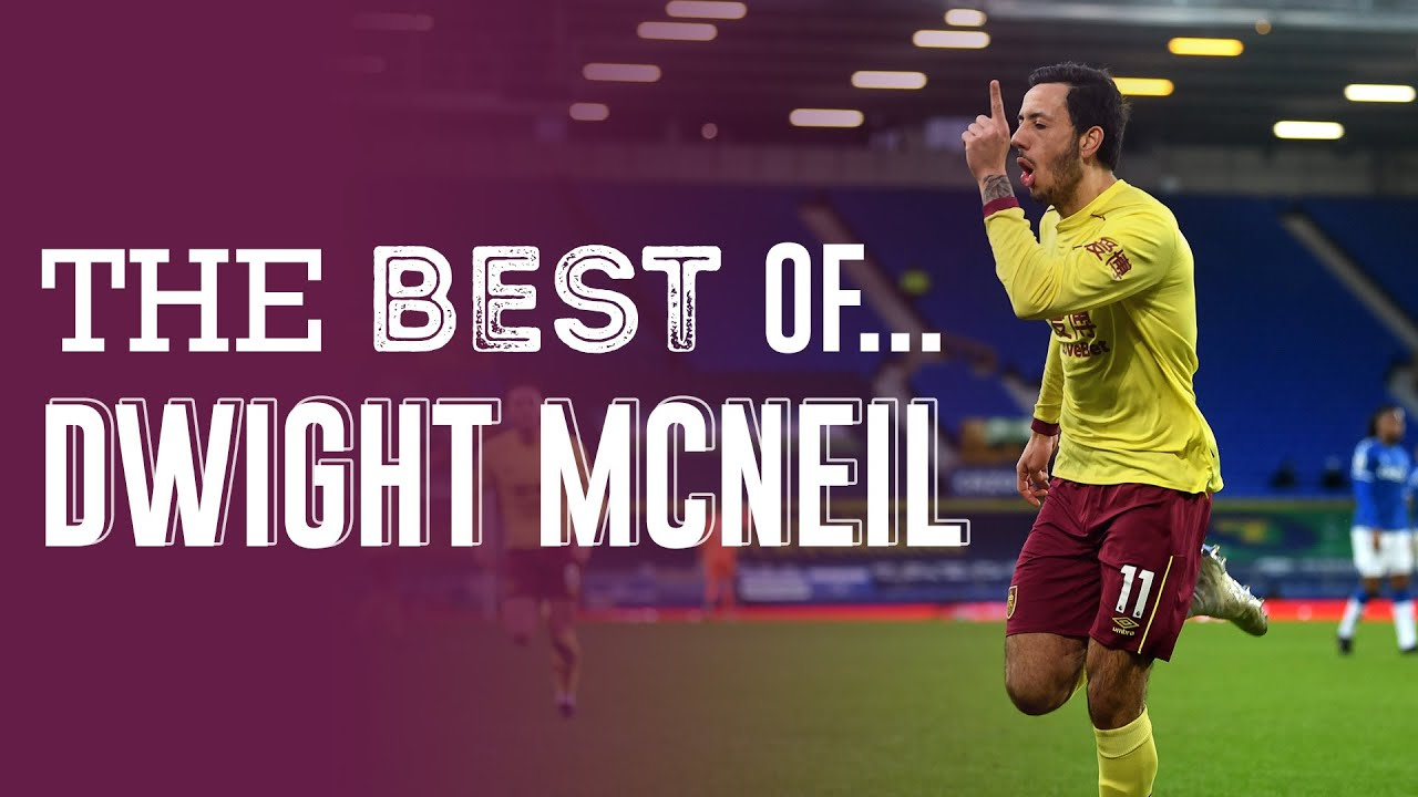 THE BEST OF | Dwight McNeil