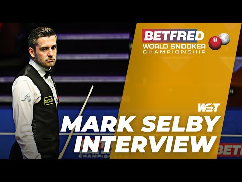 Mark SELBY Reaches Ninth Crucible Quarter Final |  World Championship