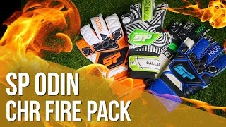 Guantes SP Odin CHR Fire Pack
