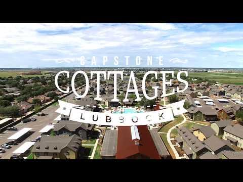 Apartments in Lubbock, TX - Capstone Cottages