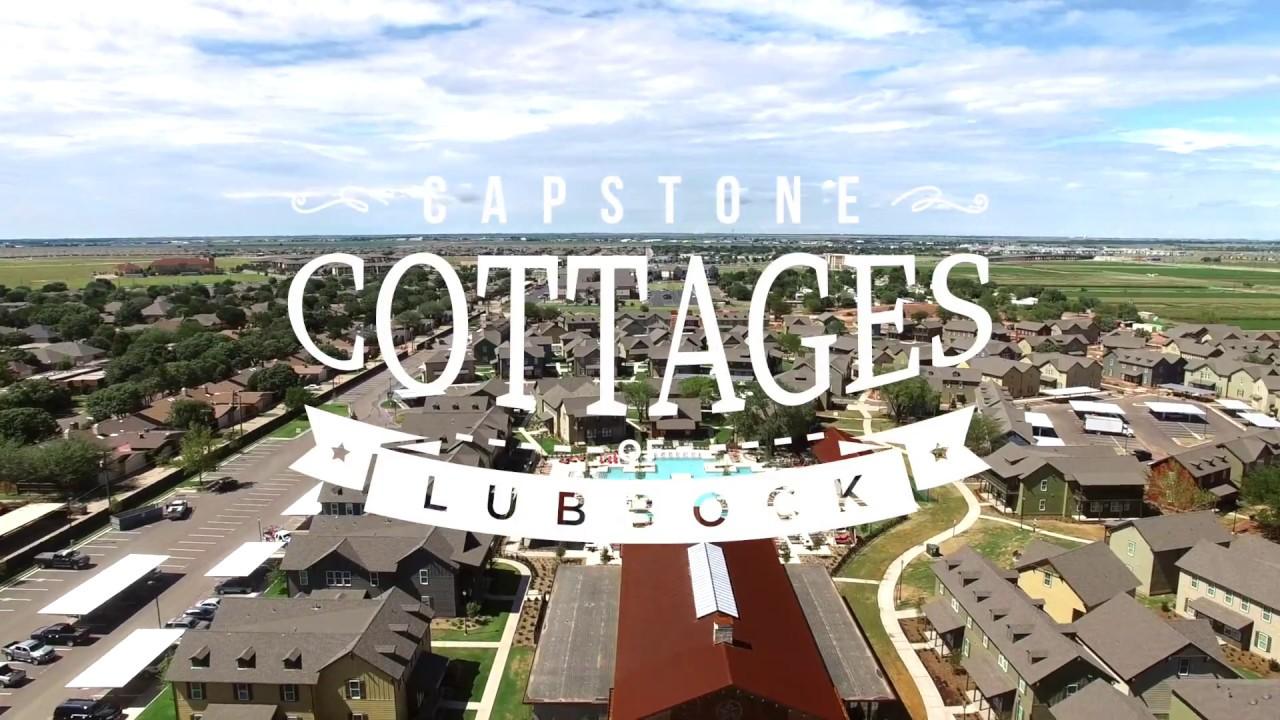 Apartments In Lubbock, TX   Capstone Cottages