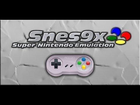 MELHOR EMULADOR SUPER NINTENDO PARA PC 2019 SNES9X PARA 32 E 64 BITS