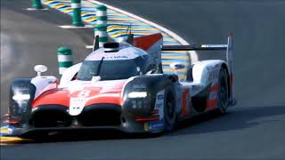 Le Mans 24 Hour Testing 2018 Highlights!!