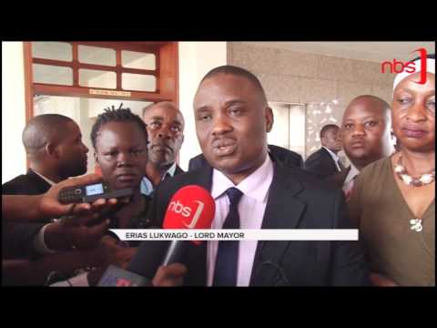 Lukwago Petitions Parliament over Park Yard Market