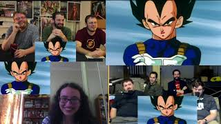 "DBZ Abridged Movie ""Super Android 13""(Reaction Mashup)"