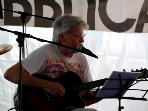 MUSICA CON ALBINO FRANCIA A BESANA BRIANZA (MB, ITALY)