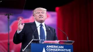 Donald Trump | A Picture of Donald Trump for 10 Hours | Trump Wins 2016 US Presidential Election