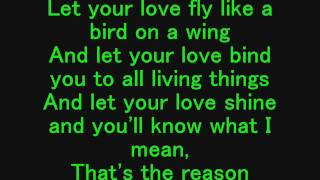 Let Your Love Flow The Bellamy Brothers Lyrics