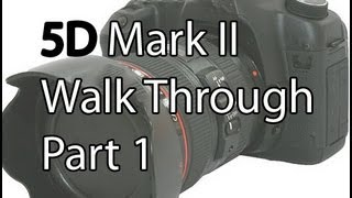 видео Canon EOS 5D Mark II