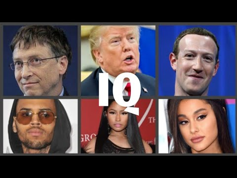 IQ's Of Some Successful People (Bill Gates, Elon Musk, Donald Trump)