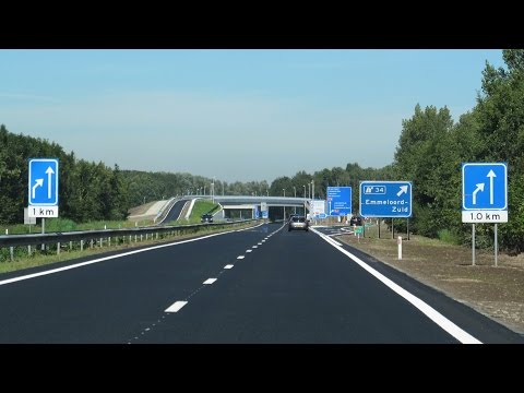 N50 Zwolle - Emmeloord, NL