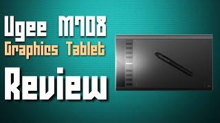 | Ugee M708 Graphics Tablet | - Review - Jetsaber
