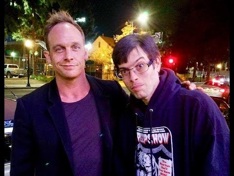 Meeting Ethan Embry    Movie Night