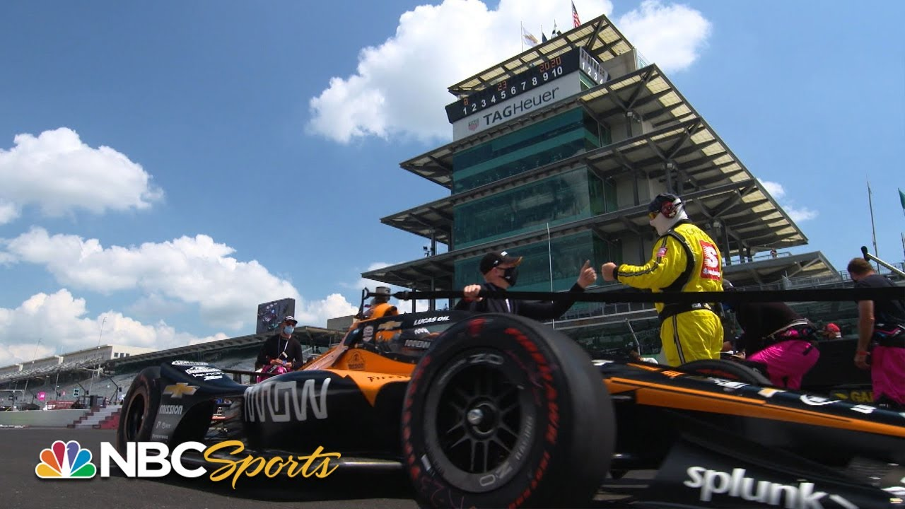 Drivers itching for 2021 IndyCar season to begin | Motorsports on NBC