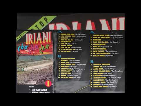 FULL ALBUM BLACK SWEET NONSTOP IRIANI CHACHACHA Vol.1
