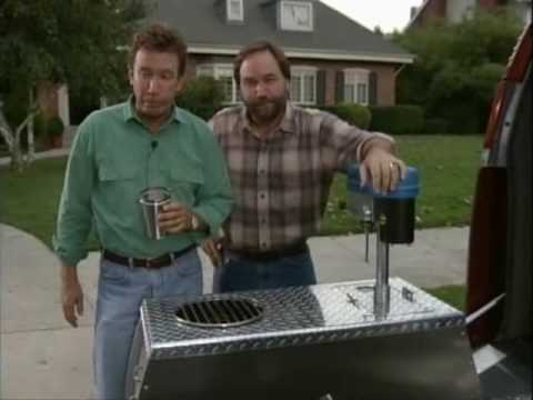 Home Improvement - The Tool Time Truck