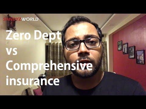 Zero depreciation vs Comprehensive insurance