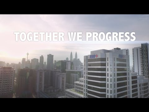 RHB Banking Group Brand Promise 2016 - Together We Progress
