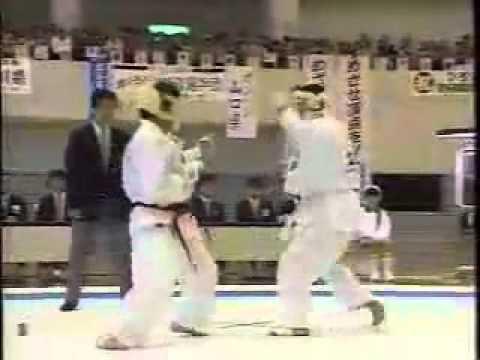 JKF Kumite