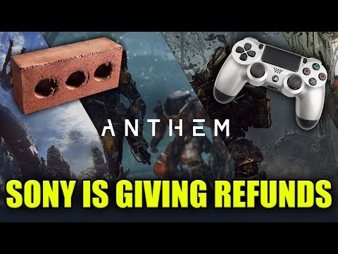 Anthem Is Bricking (Some) PlayStation 4 Consoles...
