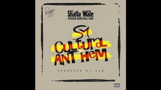 Shatta Wale - SM Cultural Anthem (Audio Slide)