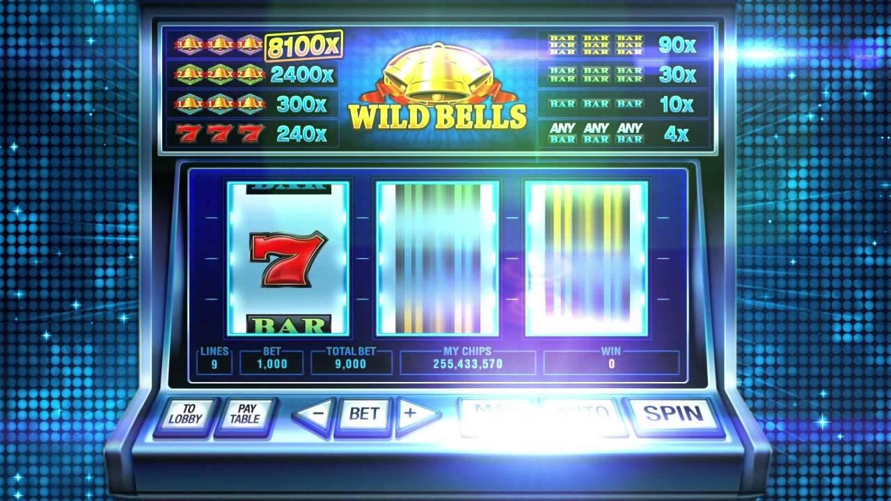 Wild Bells Slots